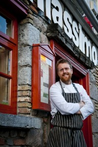 Jp McMahon Outside Eat Gastropub