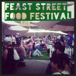 Laid back, cool and tasty! Feast London