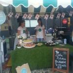 The quietest stall. Healthy Detox Kitchen