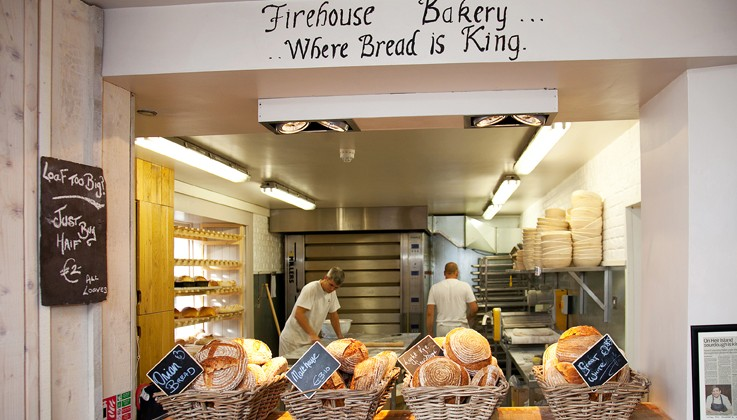 Firehouse Bakery, Delgany, Co.Wicklow. September 2013.
