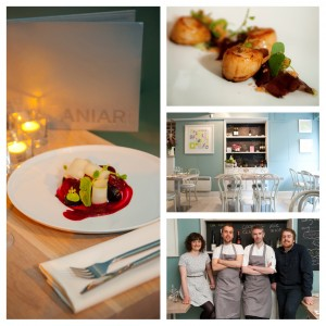 Galway restaurant and cookery school