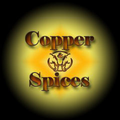 copper and spices