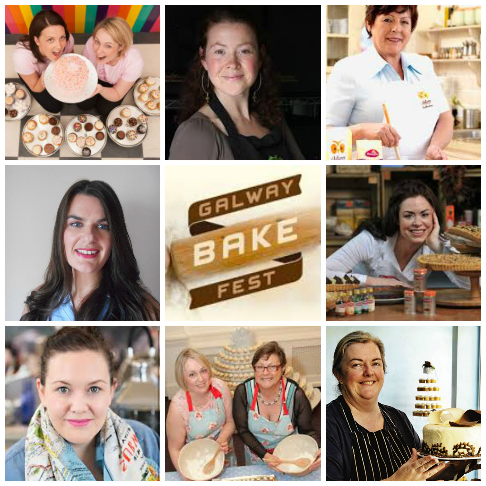 Cake Decorating Classes In Galway : Bake Fest Galway 2015 - Ireland s Biggest Baking Festival ...