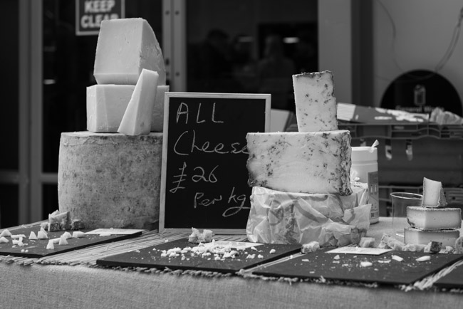 Irish Raw Milk Cheese Presidium, Food on the Edge symposium - Photography by Clare Yazbeck