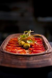 Chorizo Platter