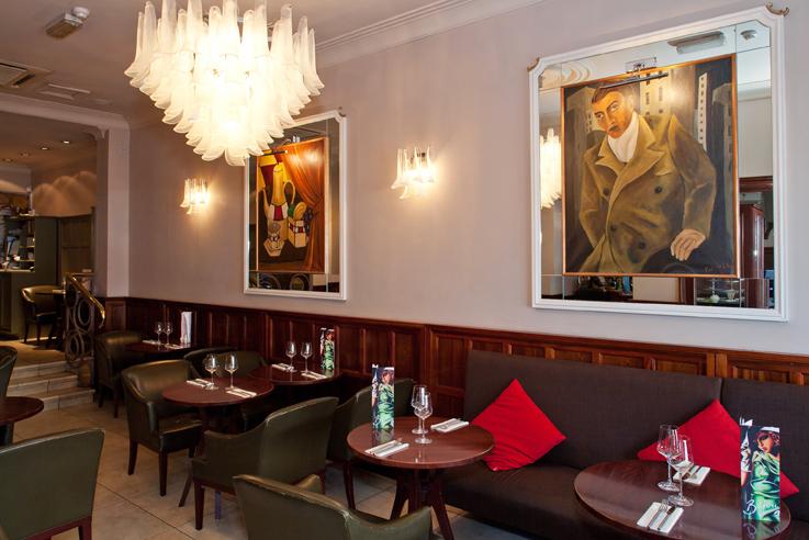 Bijou Restaurant, Rathgar, Dublin