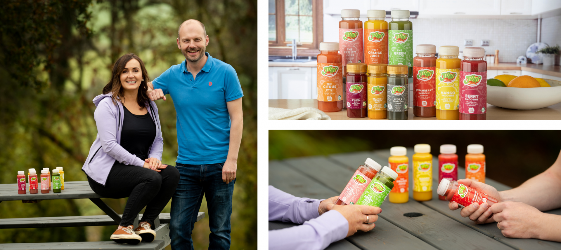 Jump Juice Bars Launches Jump Juice Direct