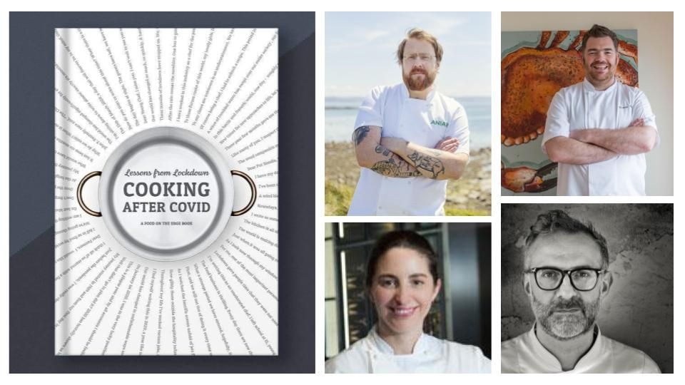 FOTE Launched Lessons Learned Cooking After Covid eBook